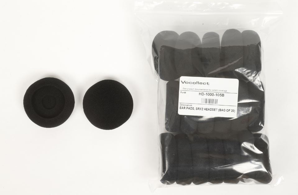 SRX2 Earpads Pack 20