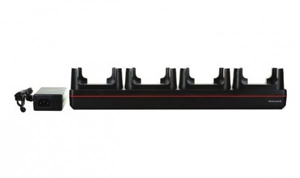 HONEYWELL MULTIDOCK 4-BAY CHARGE KIT CT40