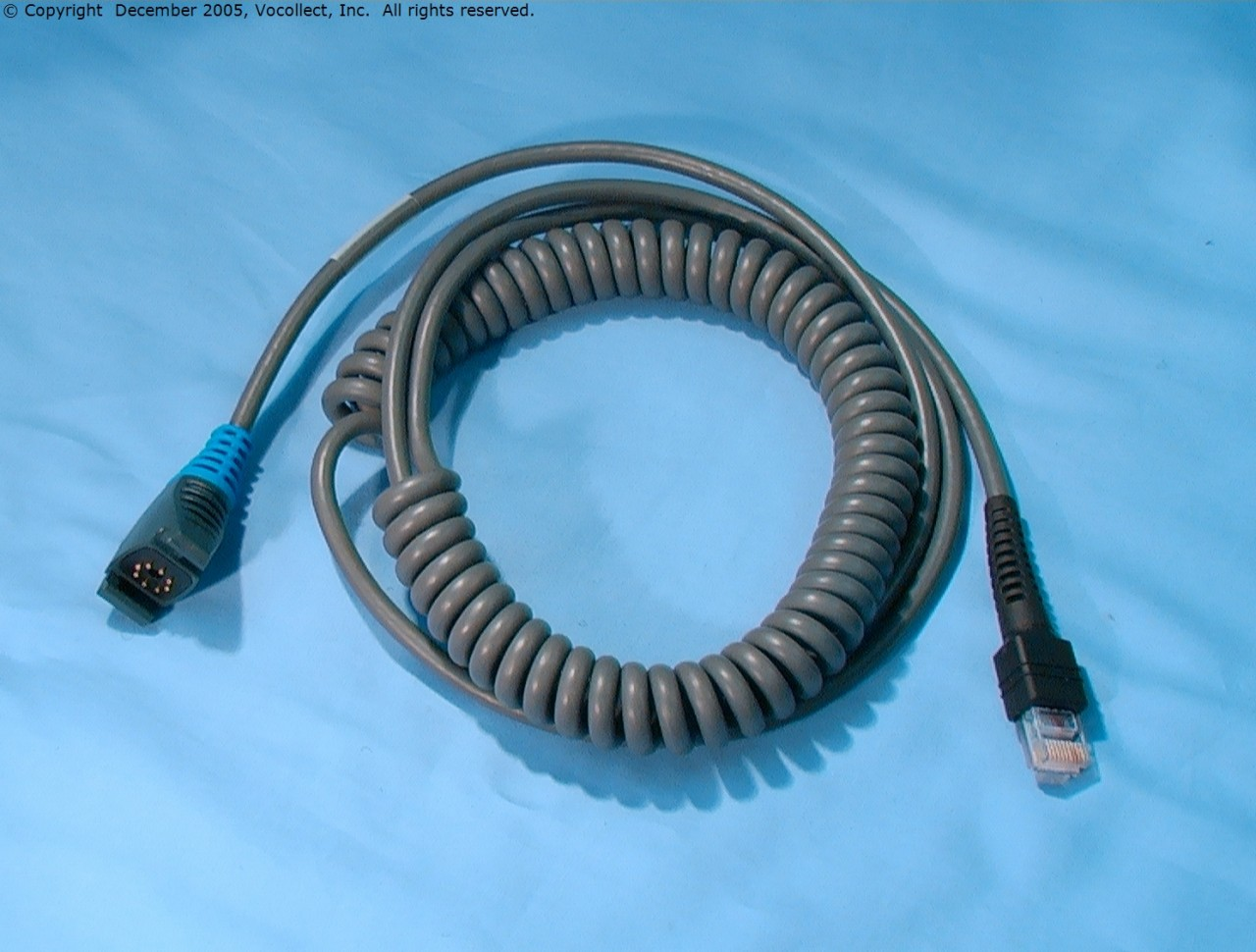 Long Scanner Cable
